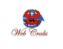 #41 for I need a logo design for website development company. Company name: Web Crabs. Need attractive and colourful logo for digital agency. by Asykinikin