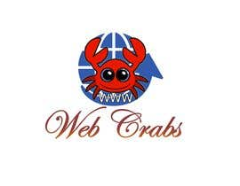 #43 for I need a logo design for website development company. Company name: Web Crabs. Need attractive and colourful logo for digital agency. by Asykinikin
