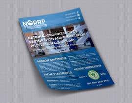 #105 untuk Create a membership informational flyer oleh juwel786