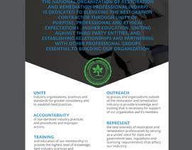 #117 untuk Create a membership informational flyer oleh nishupal87