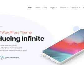 #20 for Wordpress Template Design by Dinakarkodati