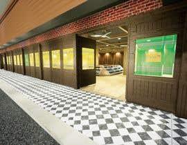 #21 para 3D interior Design of a Restaurant / Butcher Shop total de SpaceProject