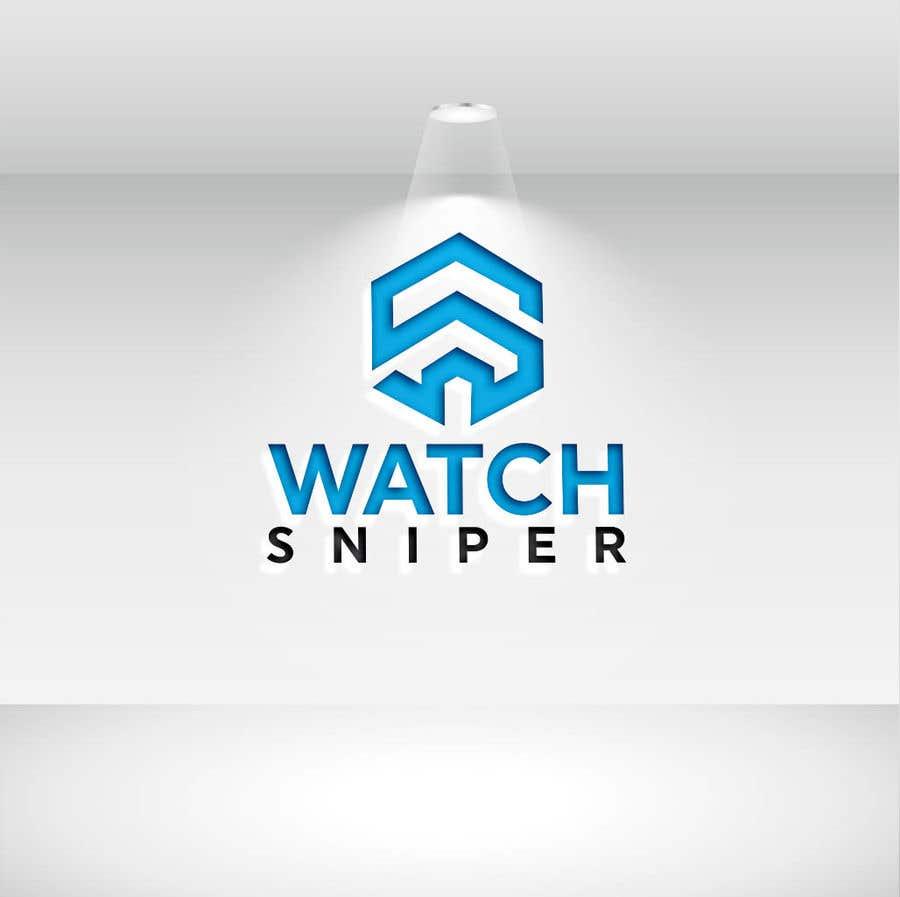 """Konkurrenceindlæg #17 for Design a logo for """"WatchSniper"""""""