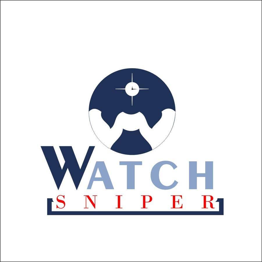 """Konkurrenceindlæg #34 for Design a logo for """"WatchSniper"""""""