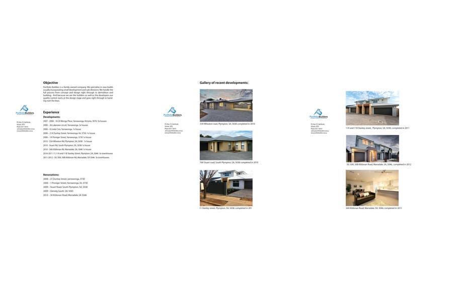 Bài tham dự cuộc thi #4 cho Word or PDF document for a company profile/cv