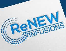 #91 cho Renew Infusions logo bởi arifrayhan2014