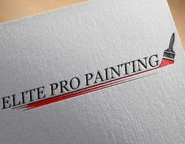 "Nro 18 kilpailuun hi everyone, I have a residential and commercial painting business In northeast usa,I am looking for a logo that combines a house and the company's name ""elite pro painting "" .would be great to have samples from modern and vintage style käyttäjältä sohan98"