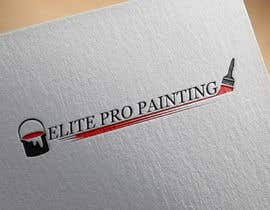 "Nro 19 kilpailuun hi everyone, I have a residential and commercial painting business In northeast usa,I am looking for a logo that combines a house and the company's name ""elite pro painting "" .would be great to have samples from modern and vintage style käyttäjältä sohan98"