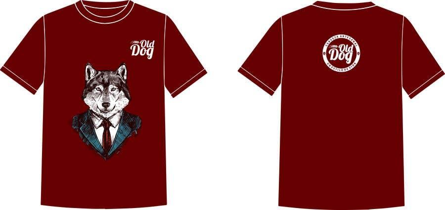 Kilpailutyö #9 kilpailussa 3 T-shirt design