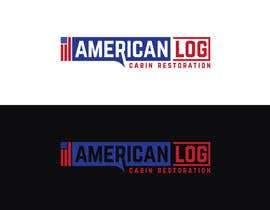 #10 for Logo Design for American Log Cabin Restoration by golddesign07