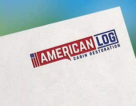 #12 for Logo Design for American Log Cabin Restoration by golddesign07