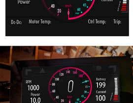 #31 для Graphic for motorcycle dashboard от Alexander7117