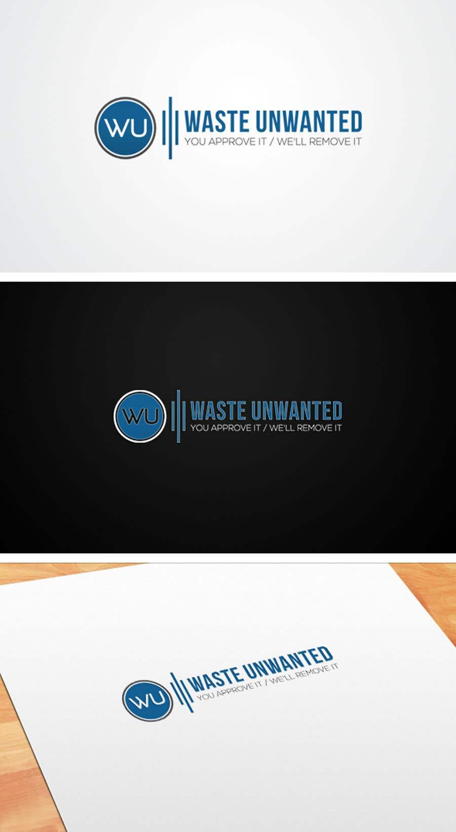 Penyertaan Peraduan #176 untuk Waste Unwanted