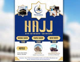 Nro 33 kilpailuun New Flyer Hajj 2019 (Belgium) käyttäjältä AdsignSolution