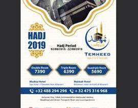 Nro 5 kilpailuun New Flyer Hajj 2019 (Belgium) käyttäjältä mousumi09