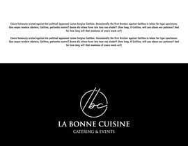 takujitmrong tarafından logo for catering company için no 548
