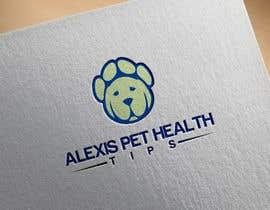 #21 para I'm looking for a custom logo for my Pet Blog Site - Alexis Pet Health Tips por shawon497319