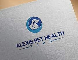 #23 para I'm looking for a custom logo for my Pet Blog Site - Alexis Pet Health Tips por shawon497319