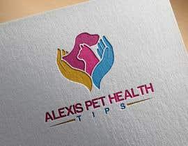 #25 para I'm looking for a custom logo for my Pet Blog Site - Alexis Pet Health Tips por shawon497319