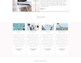#66 для Design homepage for website bank/insurance/real estate company от Dineshaps
