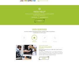 #56 для Design homepage for website bank/insurance/real estate company от agnitiosoftware