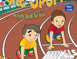 #28 untuk Sports Activity Book Cover (6-10) oleh SvetaVeryovkina