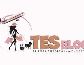#542 for Logo For Travel Entertainment & Style Blog af neda28