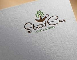 #123 for StreetCar Coffee & Wine, Logo Design by munsurrohman52