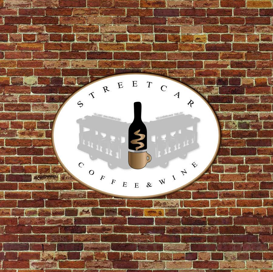 Конкурсная заявка №71 для StreetCar Coffee & Wine, Logo Design