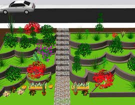 #10 for Landscaping a slope in the front yard (no retaining wall allowed) by shahidullah79