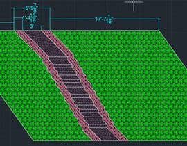 #4 for Landscaping a slope in the front yard (no retaining wall allowed) by iamnayemprodhan