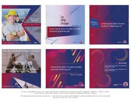 Nro 240 kilpailuun social media marketing templates käyttäjältä designbymone