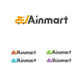 """#109 for logo design """" ainmart"""" ecommerce website competition by g700"""