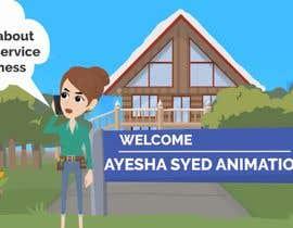 Nro 2 kilpailuun Erstellen einer Animation käyttäjältä aishasyed1223