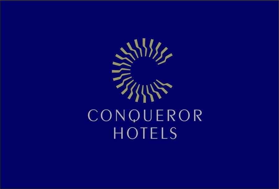 Kilpailutyö #275 kilpailussa Conqueror Hotels - Logo Design