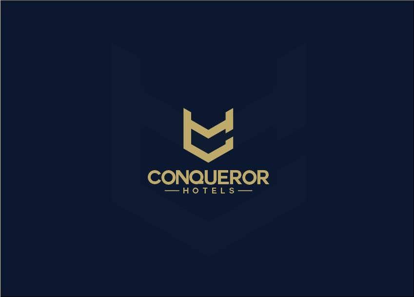 Kilpailutyö #194 kilpailussa Conqueror Hotels - Logo Design