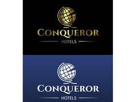 Nro 482 kilpailuun Conqueror Hotels - Logo Design käyttäjältä Hecctt0r