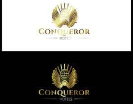 #493 para Conqueror Hotels - Logo Design por Hecctt0r