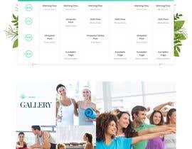 Nro 12 kilpailuun New website layout for a Urban Spa company käyttäjältä tresitem