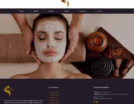 Nro 14 kilpailuun New website layout for a Urban Spa company käyttäjältä MowakebCompany