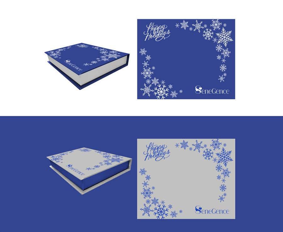 Proposition n°25 du concours Build me a Christmas Box design