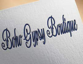 sumaiyakhanam209 tarafından LOGO/BRANDMARK for THE BOHO GYPSY BOUTIQUE için no 97