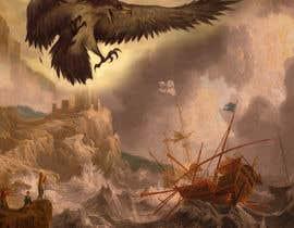 shamim66 tarafından Mythological Roc Eagle için no 49