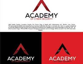 hyder5910 tarafından Design a Logo - Academy of Cyber Security - 11/05/2019 09:09 EDT için no 428
