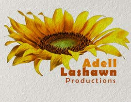 nº 24 pour Need current logo revamp. Company is Adell Lashawn Productions par Keshiga