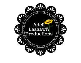 nº 16 pour Need current logo revamp. Company is Adell Lashawn Productions par NurulAinAnisha