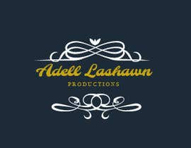 nº 19 pour Need current logo revamp. Company is Adell Lashawn Productions par SalwaMatDaud