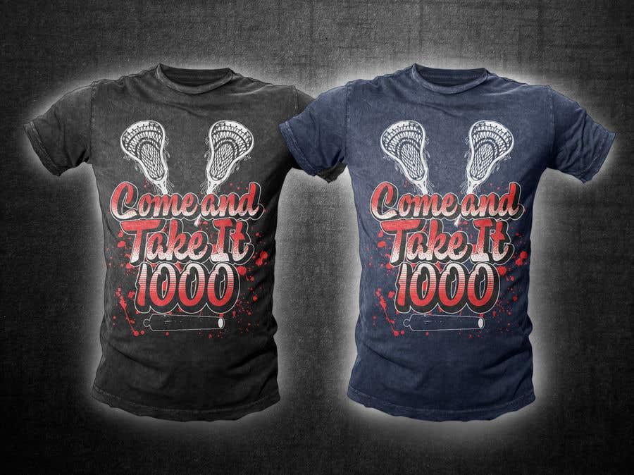 Konkurrenceindlæg #129 for Lacrosse 1000