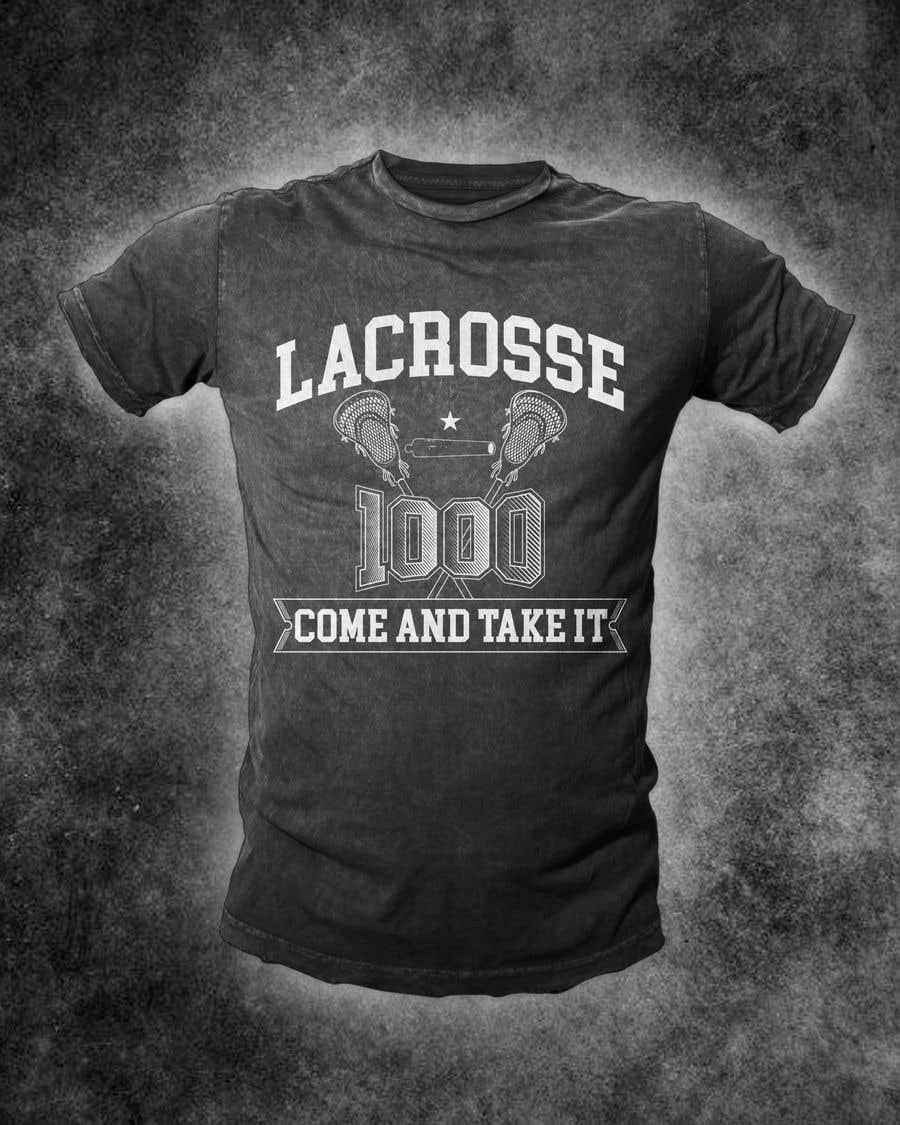 Konkurrenceindlæg #212 for Lacrosse 1000