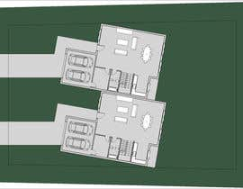 nº 13 pour Design a layout for a semidetached house and a tree-family-house par epinagar
